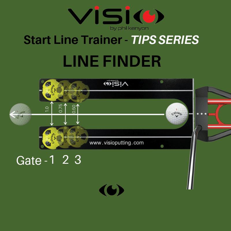 Line Finder drill