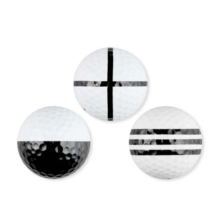 Visio Putting Balls (Pack of 3)